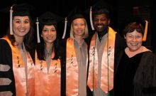 DVM-MPH recipients 2011