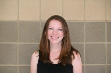 Graduate Studen Natalie Steckler