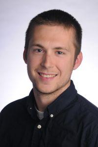 Ph.D. Student David A. Dreier