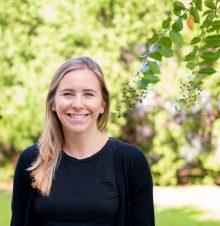 PhD Student Elizabeth Scherbatskoy